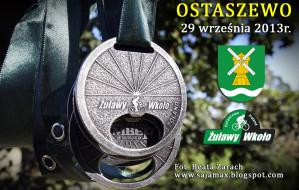 Maraton szosowy Żuławy Wkoło 2013