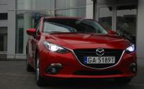 Nowa Mazda 3. Kompaktowa dusza ruchu