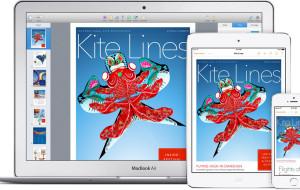 Jesień z jabłkiem - iPad Air i nie tylko
