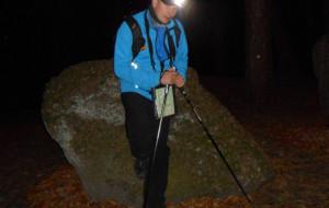 Nocne poszukiwanie Diabelskiego Kamienia