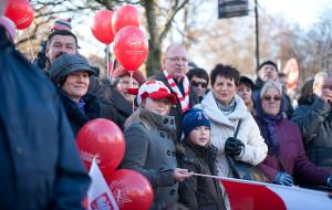 Parady w Święto Niepodległości w Gdańsku i Gdyni