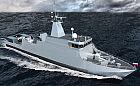 Wiosną ruszy budowa prototypu niszczyciela min Kormoran II