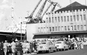 80 lat temu stanął Dworzec Morski w Gdyni