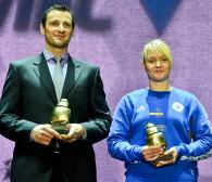 Gapska i Szczotka Sportowcami Roku w Gdyni
