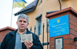 Ukrainiec z Trójmiasta czeka na mobilizację. Wróci do kraju?