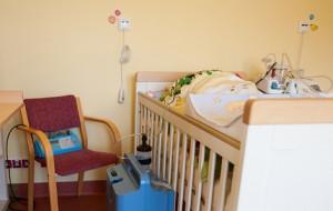 Rozkręca się pomoc dla hospicjum dzięcięcego