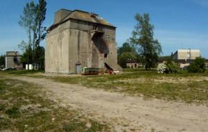 Bunkier na terenie Formozy do rozbiórki