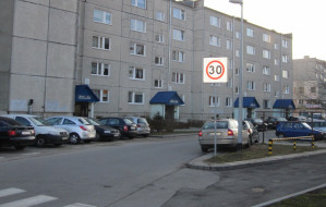 W Sopocie i Gdyni zwiększą się strefy z ograniczeniem prędkości do 30 km/h