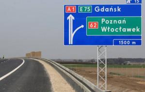 Autostradą A1 do Łodzi pojedziemy na majówkę?