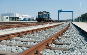 Nowa bocznica kolejowa DCT oficjalnie otwarta