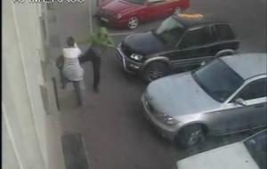 Skopał kobietę na ulicy we Wrzeszczu