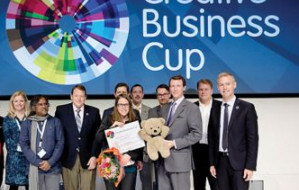 Konkurs dla przedsiębiorczych twórców. Creative Business Cup