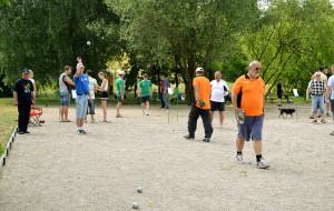 Kupiec i Solecki wygrali turniej petanque