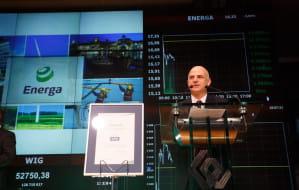 Ponad 14 mln zł kosztował debiut giełdowy Energi
