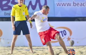 Polacy pokonali na plaży Holandię