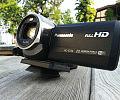 Kamera Panasonic HC-V720 - test sprzętu