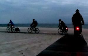 Szlak rowerowy Pierścienia Zatoki Puckiej