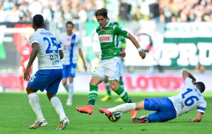 Mr. Penalty 2. zagranicznym snajperem Lechii