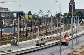 Peron PKM we Wrzeszczu będzie przypominał peron SKM