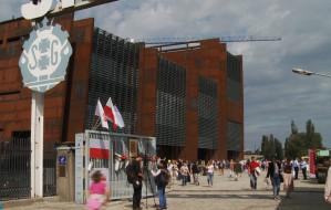 Tłumy na otwarciu Europejskiego Centrum Solidarności