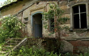 Ruiny Trójmiasta: Dwór Rębowo