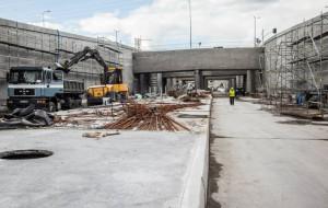 Niezagrożony termin budowy tunelu pod Martwą Wisłą