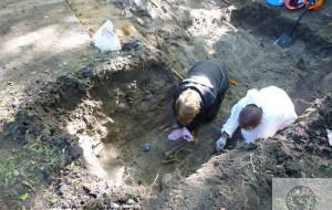 IPN znalazł pierwsze szczątki w ramach poszukiwań ofiar komunistów