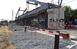 Wiadukt na Zaspie opóźnia budowę i zwiększa koszt PKM