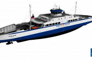 Promy dla Estonii z Remontowa Shipbuilding