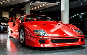 Elegancka trójka: Range, Ferrari, Bentley