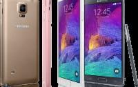 Samsung Galaxy Note 4 i futurystyczny Note Edge
