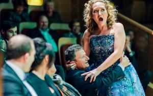 Gwiazda opery uczyniła cuda, melomani wsparli małych pacjentów