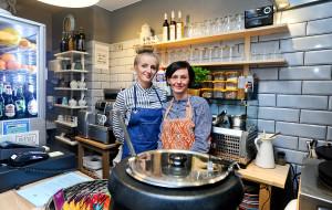Nowe lokale: kuchnia ukraińska, wegańska i włoska