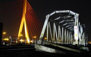 Czy 100-letni most kolejowy na Martwej Wiśle może być udostępniony pieszym?