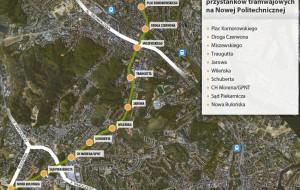 Którędy pojedzie tramwaj do Wrzeszcza?