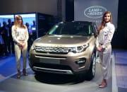 Nowy Land Rover wjechał do gry