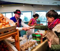Gdynianie doczekali się bazaru z ekologiczną i regionalną żywnością