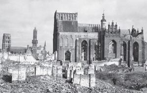 Gdańsk - miasto 70 lat temu skazane na śmierć
