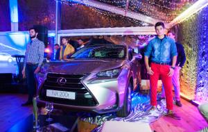 Nowy Lexus kobiecym okiem. Otwarcie sezonu w Dworze Oliwskim