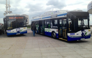 Trolejbusy wjadą na Skwer Kościuszki 60 razy w tygodniu