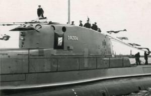 W Gdyni stanie pomnik załogi ORP Orzeł. Poszukiwania wraku trwają