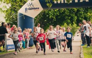 Ponad 150 dzieci w biegowym Pucharze Gdyni