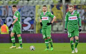Trzech piłkarzy Lechii w reprezentacji