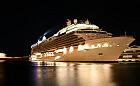 Celebrity Eclipse z chorym na pokładzie musiał wpłynąć do Gdyni nocą