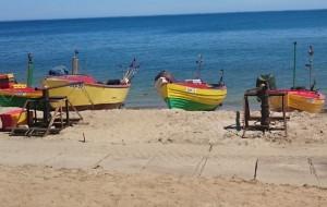 Rybacy z Oksywia czekają na... prąd