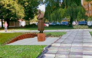 Pomnik Anny Walentynowicz czeka na ustawienie