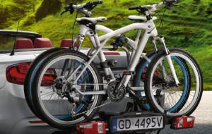 Zostawiasz w serwisie auto - wypożyczasz rower