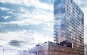 Wysoki hotel przy Placu Solidarności to tylko wizja