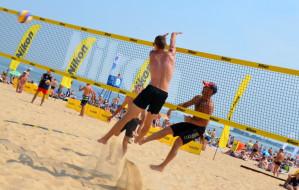 Coraz więcej sportu na trójmiejskich plażach