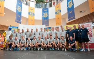 Arka zaprezentowała 25 piłkarzy